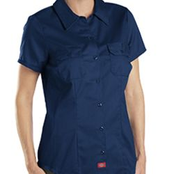 Ladies' 5.25 oz. Twill Shirt Thumbnail