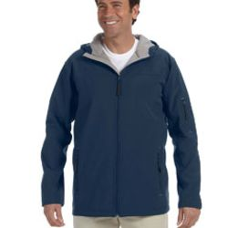 Men's Soft Shell Hooded Jacket Thumbnail