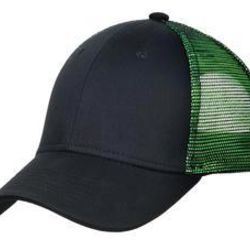 Double Mesh Snapback Sandwich Bill Cap Thumbnail