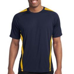 Tall Colorblock PosiCharge ® Competitor™ Tee Thumbnail
