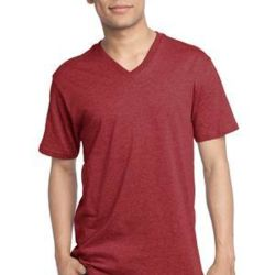Made ® Mens Perfect Weight ® V Neck Tee Thumbnail