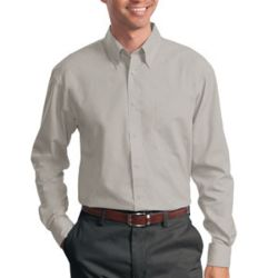 Long Sleeve Value Poplin Shirt Thumbnail