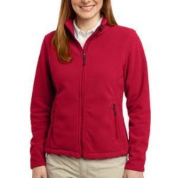 Ladies Value Fleece Jacket Thumbnail