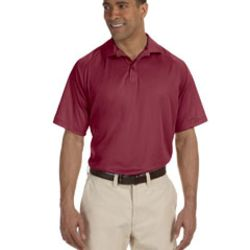 Men's 3.8 oz. Polytech Mesh Insert Polo Thumbnail
