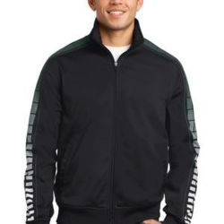 Dot Sublimation Tricot Track Jacket Thumbnail