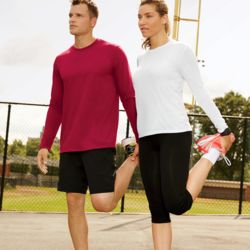 ® Performance® Adult Long-Sleeve T-Shirt Thumbnail