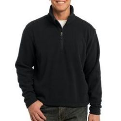 Tall Value Fleece 1/4 Zip Pullover Thumbnail
