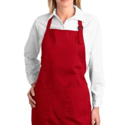 Full Length Apron with Pockets Thumbnail