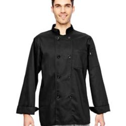7 oz. Eight Button Chef Coat Thumbnail