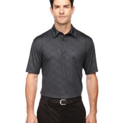 Men's Maze Performance Stretch Embossed Print Polo Thumbnail