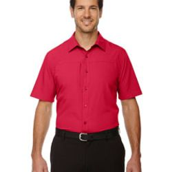 Men's Charge Recycled Polyester Performance Short-Sleeve Shirt Thumbnail