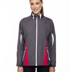 Ladies' Impact Active Lite Colorblock Jacket Thumbnail