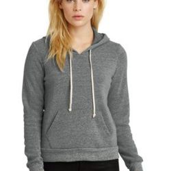 Alternative Women's Athletics Eco ™ Fleece Pullover Hoodie Thumbnail