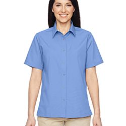 Ladies' Advantage Snap Closure Short-Sleeve Shirt Thumbnail