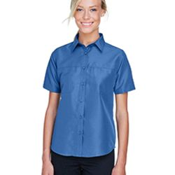Ladies' Key West Short-Sleeve Performance Staff Shirt Thumbnail