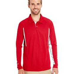 Men's Avenger Long-Sleeve Polo Thumbnail