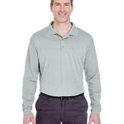 Adult Cool & Dry Sport Long-Sleeve Polo Thumbnail