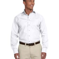 Men's  Executive Performance Broadcloth with Spread Collar Thumbnail