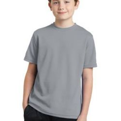 Youth PosiCharge ® RacerMesh™ Tee Thumbnail
