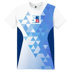 Custom BPPR 5k runners shirts mens and boys Thumbnail