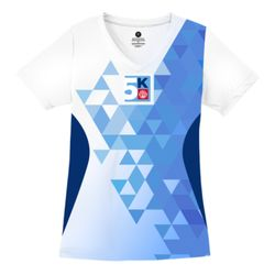 Custom BPPR 5k runners shirts ladies and girls Thumbnail